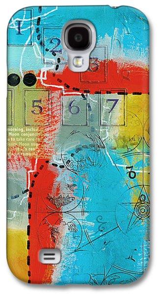Tarot Art Abstract Galaxy S4 Case