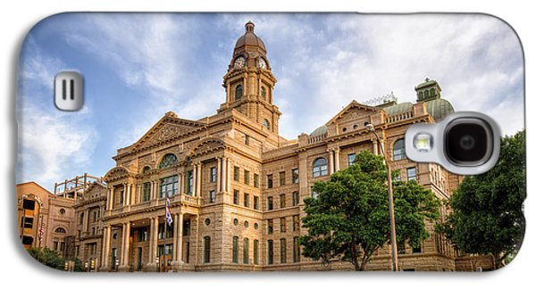 Tarrant County Courthouse II Galaxy S4 Case