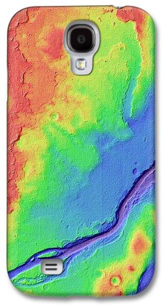 Tartarus Colles Region Galaxy S4 Case
