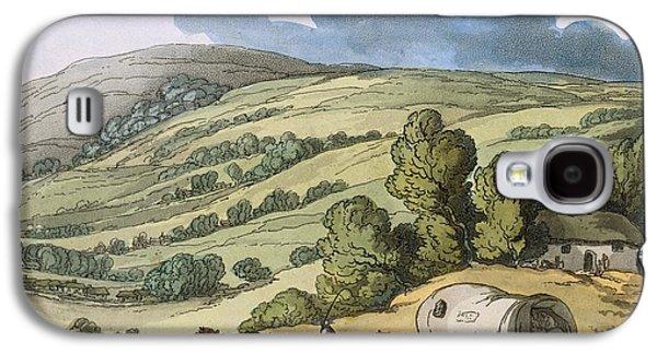 Taunton Vale, Somersetshire Galaxy S4 Case