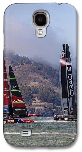 Team Usa V Team New Zealand Galaxy S4 Case