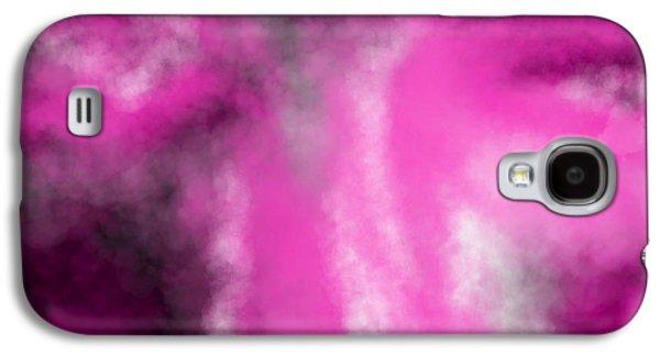 Tears In Heaven Galaxy S4 Case by James Eye