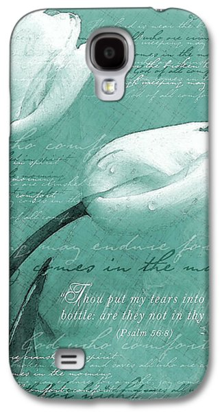 Tears In Thy Bottle Galaxy S4 Case
