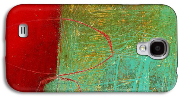 Teeny Tiny Art 114 Galaxy S4 Case by Jane Davies