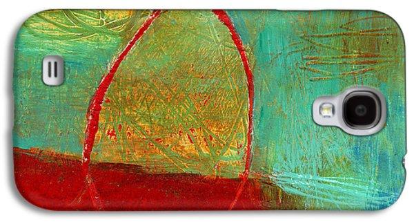 Teeny Tiny Art 115 Galaxy S4 Case by Jane Davies