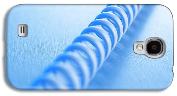 Telephone Cord Galaxy S4 Case by Science Photo Library