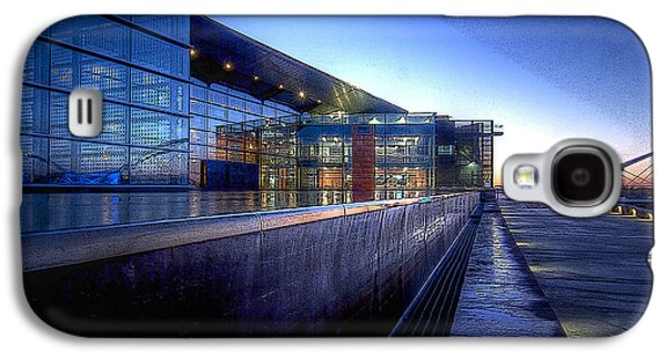 Tempe Center For The Arts Galaxy S4 Case by Kelly Gibson