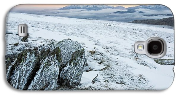 Temperature Inversion From Red Screes Galaxy S4 Case