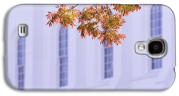 Temple Accent Galaxy S4 Case by Chad Dutson