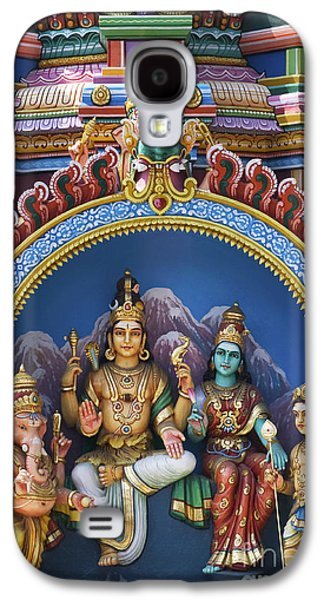 Temple Deity Statues India Galaxy S4 Case