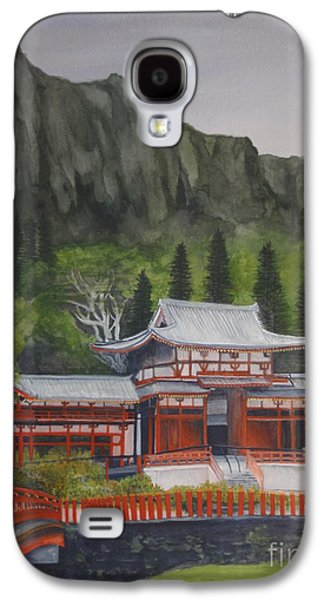 Temple Of Equality Galaxy S4 Case by Suzette Kallen
