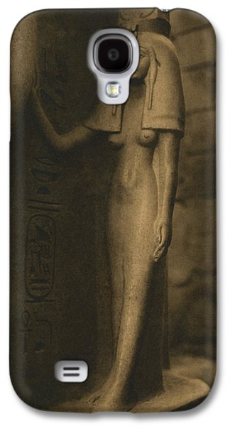 Temple Of Luxor Galaxy S4 Case by Underwood Archives
