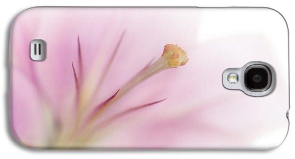 Tender Lily Galaxy S4 Case by Melanie Viola