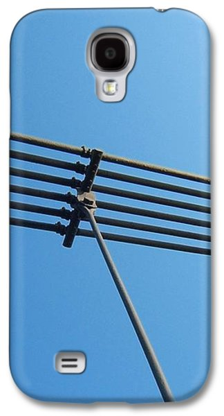 Galaxy S4 Case featuring the photograph Tendu Sur Le Ciel by Marc Philippe Joly