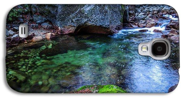 Teneya Creek Yosemite National Park Galaxy S4 Case by Scott McGuire