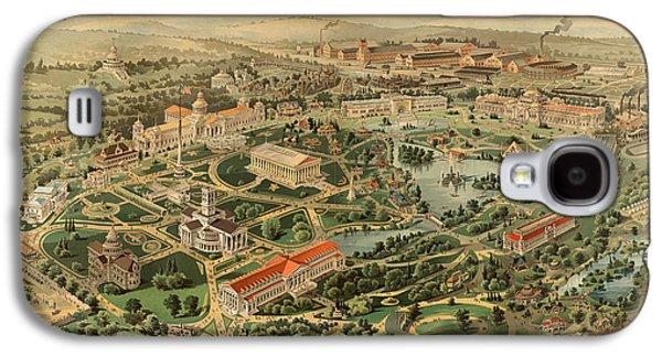 Tennessee Centennial Exposition, Nashville Galaxy S4 Case by Litz Collection