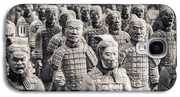 Terracotta Army Galaxy S4 Case