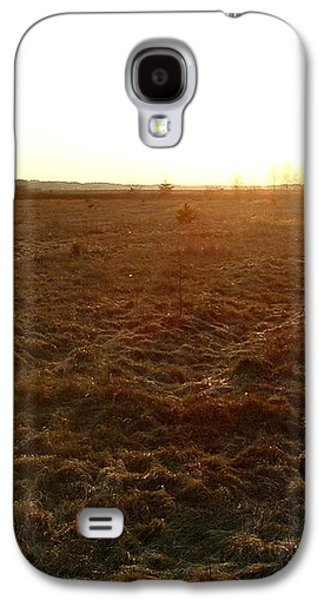 Galaxy S4 Case featuring the photograph Terre Dormante by Marc Philippe Joly