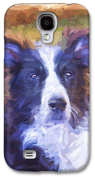Tessie Van Gogh Galaxy S4 Case