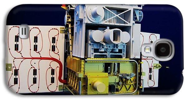 Tet-1 Mini-satellite Galaxy S4 Case by Mark Williamson