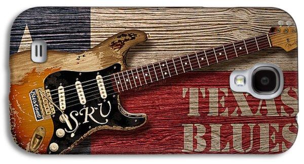 Texas Blues Galaxy S4 Case