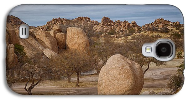 Texas Canyon In Arizona Galaxy S4 Case