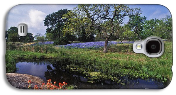 Texas Hill Country - Fs000056 Galaxy S4 Case by Daniel Dempster