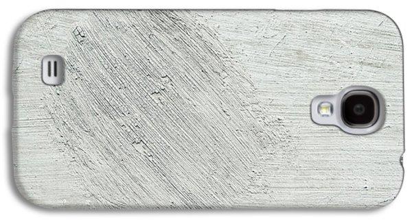Textured Stone Background Galaxy S4 Case by Tom Gowanlock