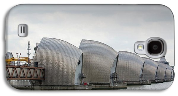 Thames Barrier Galaxy S4 Case
