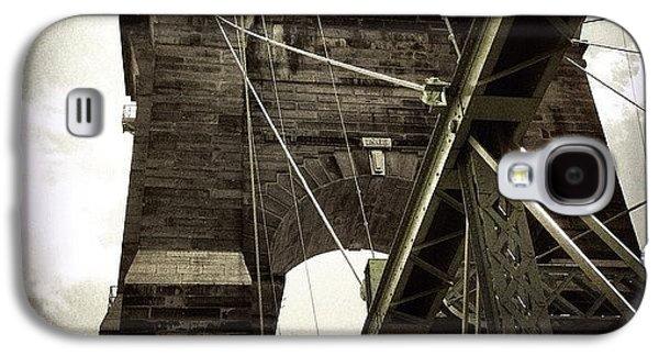 Ohio Galaxy S4 Case - The 1st brooklyn Bridge by Natasha Marco
