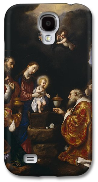The Adoration Of The Magi Galaxy S4 Case