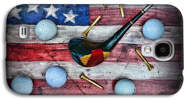 Condor Galaxy S4 Case - The All American Golfer by Paul Ward