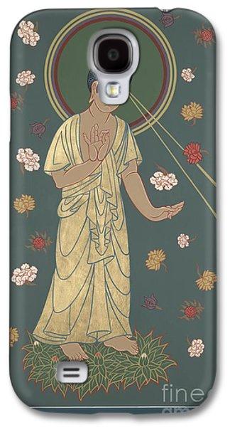 The Amitabha Buddha Descending 247 Galaxy S4 Case