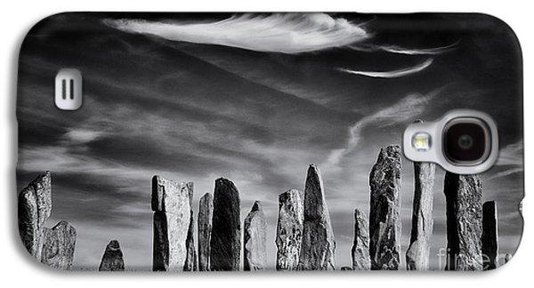 The Angel Of Callanish  Galaxy S4 Case by Tim Gainey