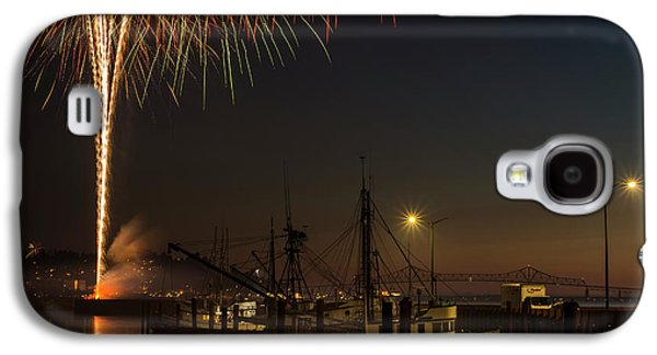 The Annual July Fourth Fireworks Galaxy S4 Case
