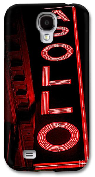 The Apollo Galaxy S4 Case by Ed Weidman