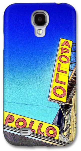 The Apollo Galaxy S4 Case by Gilda Parente