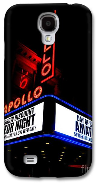 The Apollo Theater Galaxy S4 Case by Ed Weidman