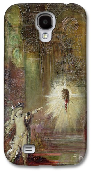 The Apparition Galaxy S4 Case by Gustave Moreau
