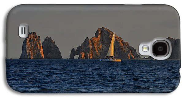 The Arch El Arco Cabo San Lucas Galaxy S4 Case by Christine Till
