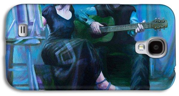 The Artists Galaxy S4 Case by Shelley Irish