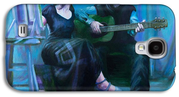 The Artists Galaxy S4 Case