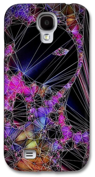 The Artists Soul Galaxy S4 Case by Susan Maxwell Schmidt