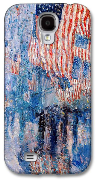 The Avenue In The Rain Galaxy S4 Case