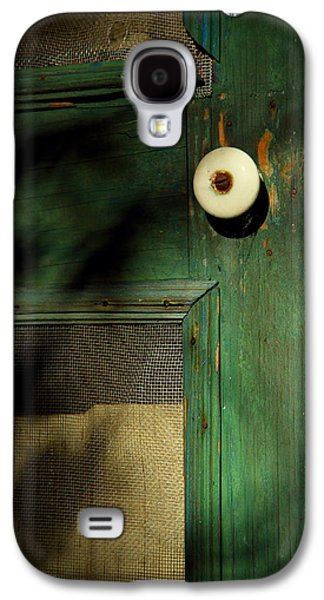 The Back Door Galaxy S4 Case by Michael Eingle