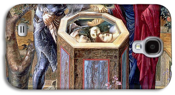 The Baleful Head, C.1876 Galaxy S4 Case