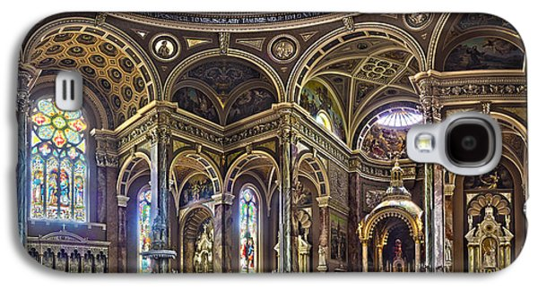 The Basilica Of St. Josaphat Galaxy S4 Case
