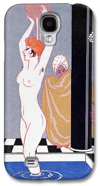 The Basin Galaxy S4 Case by Georges Barbier