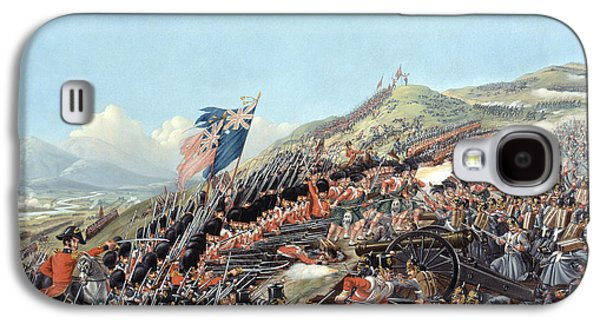 The Battle Of Alma On 20th September Galaxy S4 Case by Edmund Walker