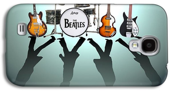 The Beatles Galaxy S4 Case